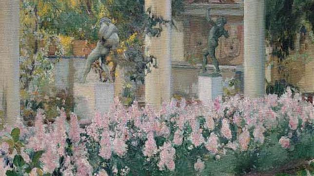 Sorolla y sus jardines