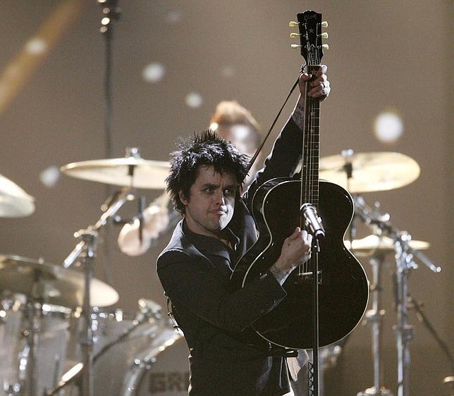 Green Day cancela todos sus conciertos