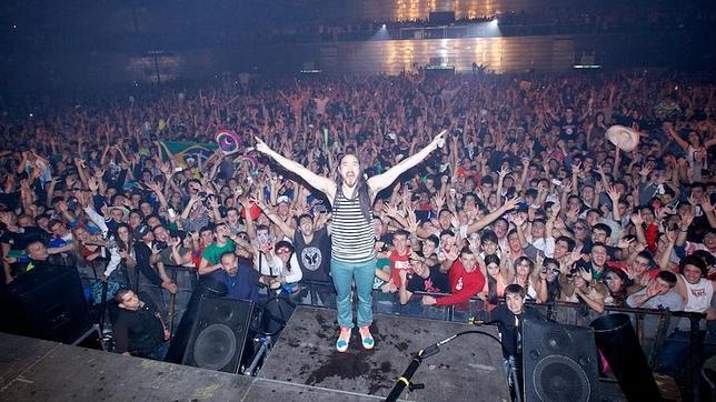 Steve Aoki, el DJ en Madrid Arena: «Si hubiera sabido lo que pasó habría terminado inmediatamente»