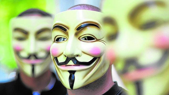 Descubren un virus que activa la máscara de Anonymous en los ordenadores