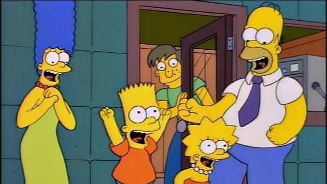 Las frases míticas de Los Simpson inundan de humor Twitter