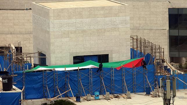Exhumados los restos de Yaser Arafat para averiguar si murió envenenado