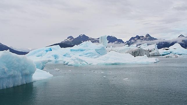 El glaciar Columbia se «jubila»