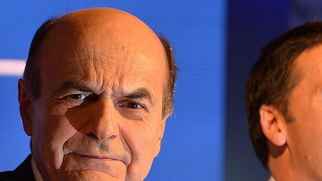 Bersani, un filósofo moderado, se vende como el «usado seguro»