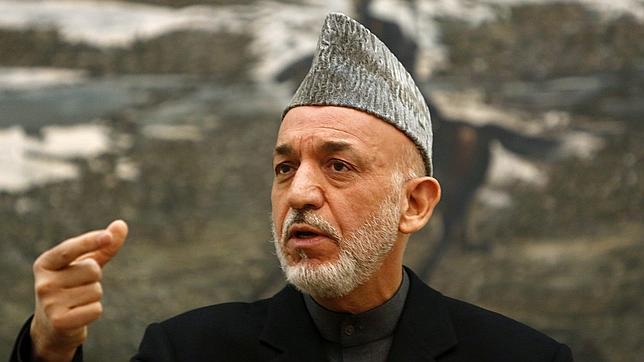 Karzai dice que el ataque contra el jefe de la Inteligencia afgana se planeó en Pakistán