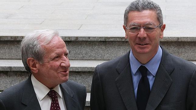Gallardón repasará hoy en el Foro ABC la agenda del Ministerio de Justicia