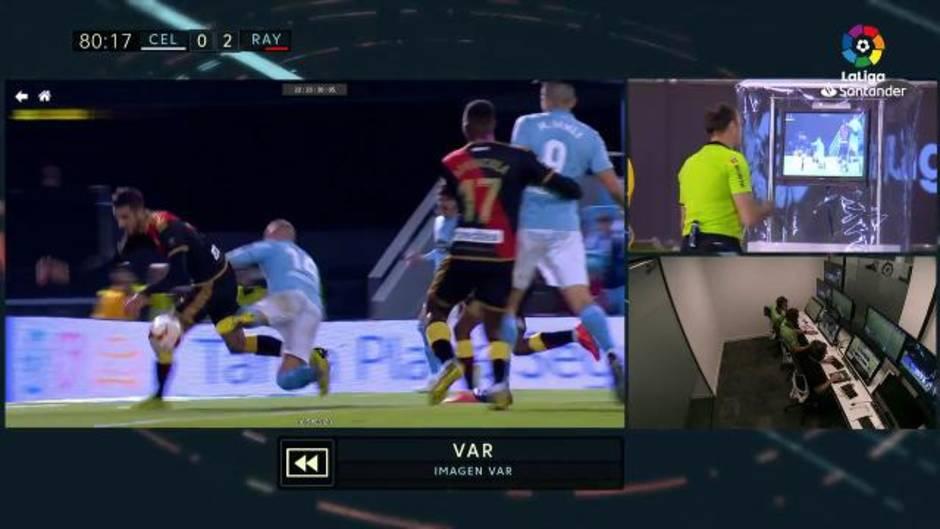 LaLiga (J38): resumen y goles del Celta 2-2 Rayo Vallecano