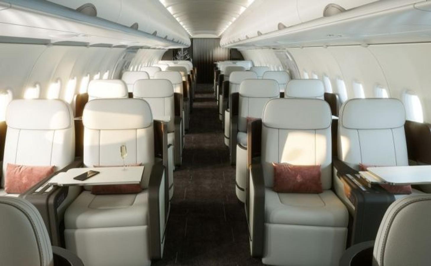 Jet privado de Four Seasons