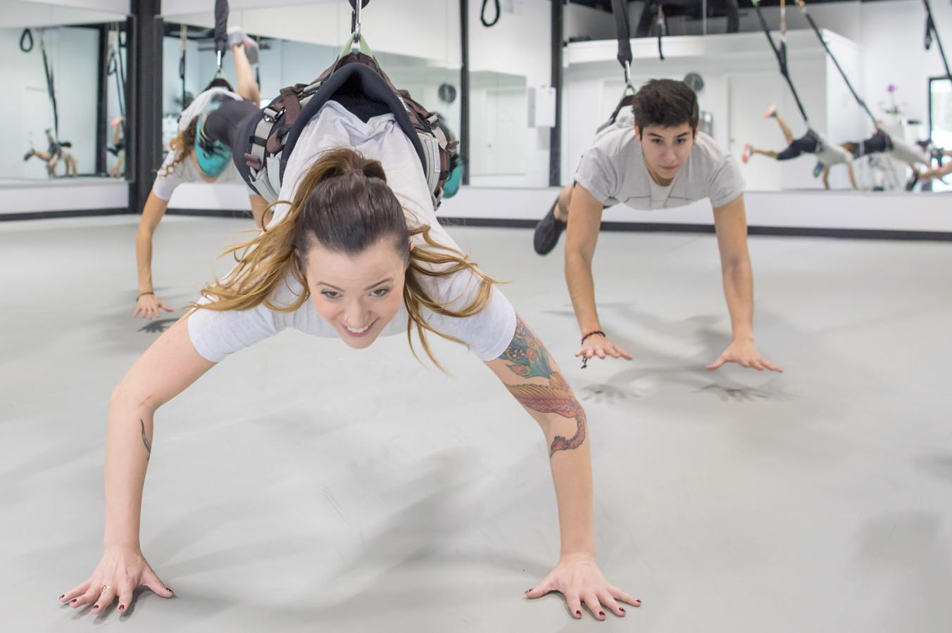 Bungee Dance & Fitness