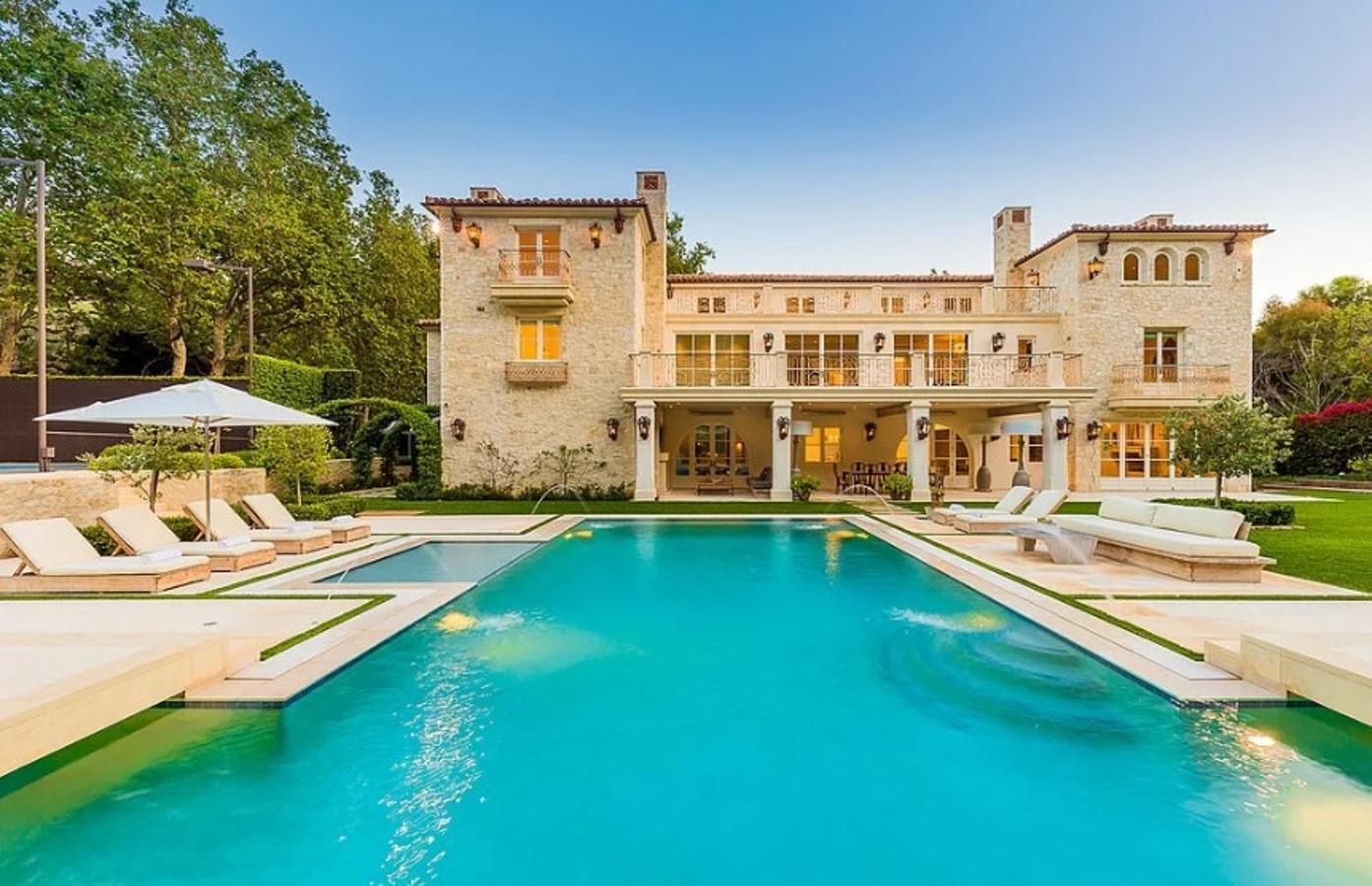 Harry y Meghan - Las mansiones de las celebrities en la cuarentena