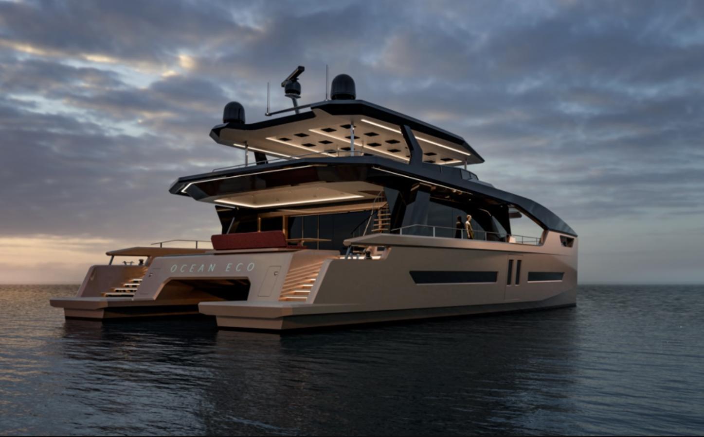 Ocean Eco 90, lujo y sostenibilidad