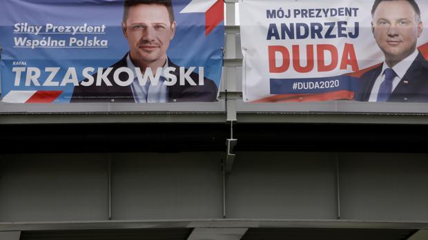 Las elecciones en Polonia ahondan la división frente a la UE