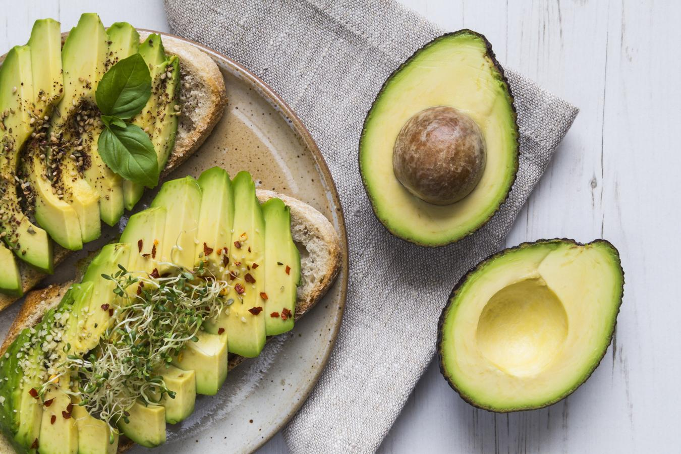 Aguacate, protector cardiosaludable