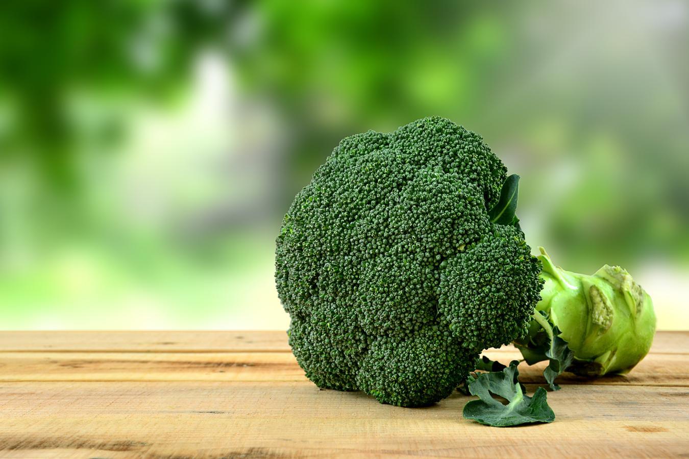 Brócoli, un alimento lleno de nutrientes