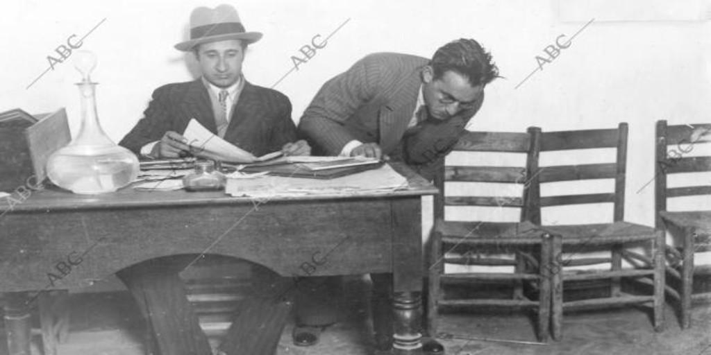 La extraña muerte de un sindicalista sevillano - Archivo ABC