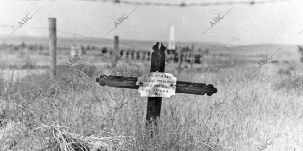 Los recuerdos de un superviviente de Paracuellos: «Muchos fueron seleccionados para morir por ser católicos» - Archivo ABC