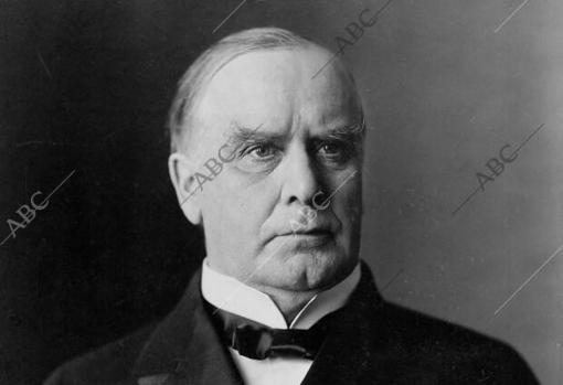 William Mc Kinley, presidente de los Estados Unidos