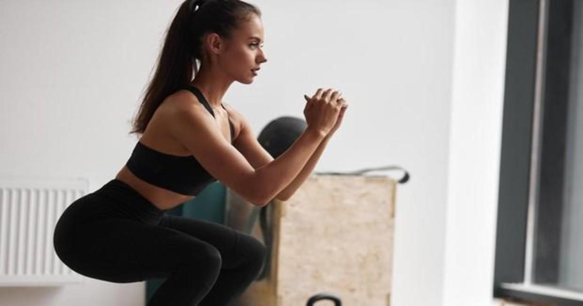 ejercicios de gimnasio para perder piernas