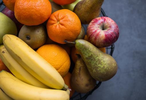 Las manzanas y los plátanos son las que desprenden mayor cantidad de etileno