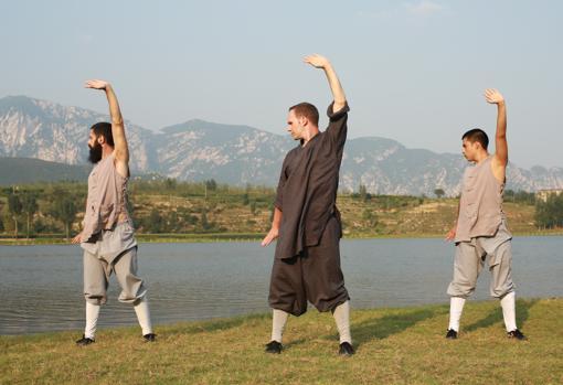 kung fu.