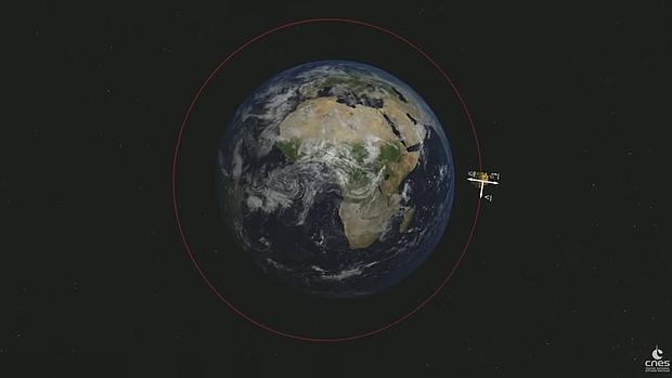 El satélite MicroSCOPE pondrá a prueba el Principio de Equivalencia alrededor de la Tierra con una precisión cien veces mayor