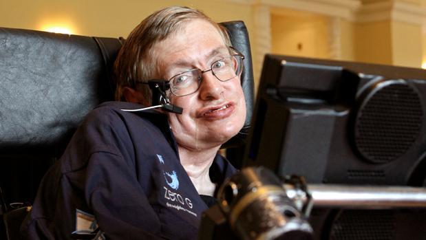 Stephen Hawking. en una imagen de 2007