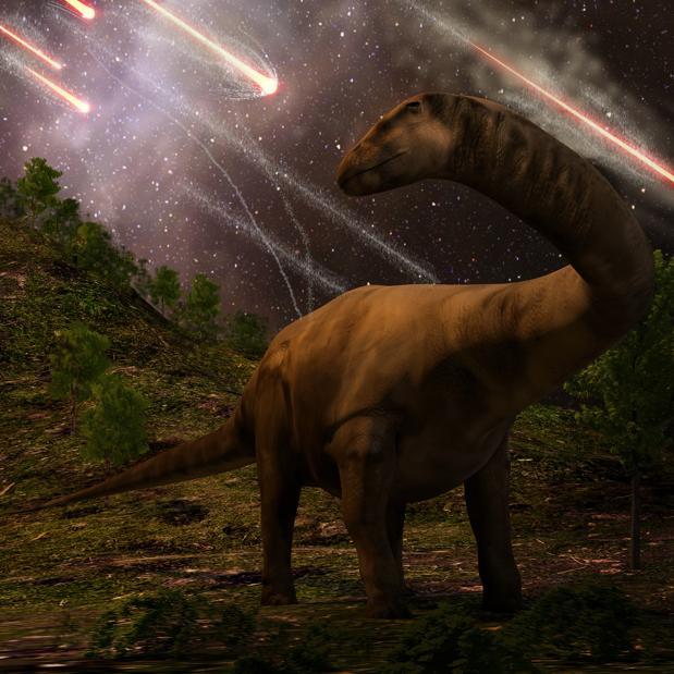 Los dinosaurios eran incapaces de relacionar el sabor de ciertos alimentos con el peligro