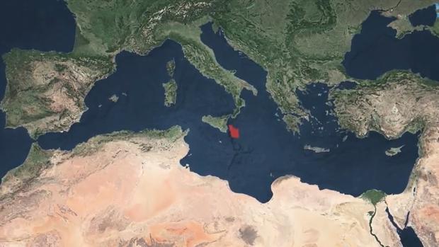Una colosal cascada de kilómetro y medio llenó el Mediterráneo en menos de dos años