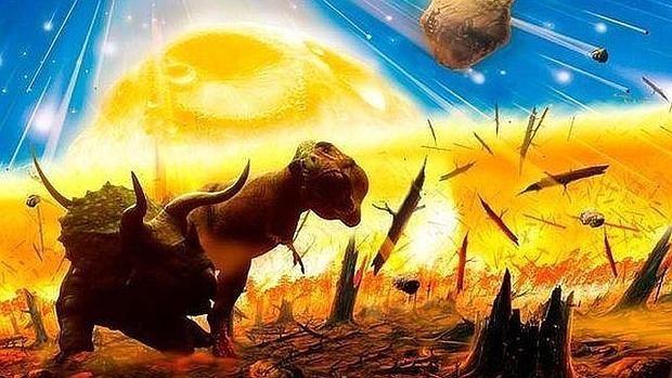 Una roca de 10 km de diámetro impactó hace 66 millones de años en lo que hoy es la Península del Yucatán, en México