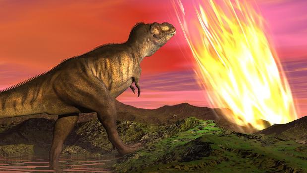 Los dinosaurios se extinguieron tras el impacto de un meteorito hace 66 millones de años