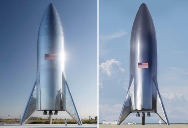 Elon Musk Construye El Primer Prototipo De Nave Espacial