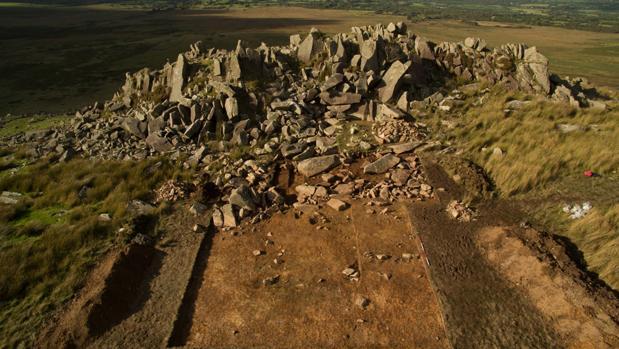 Esta es la cantera de Stonehenge