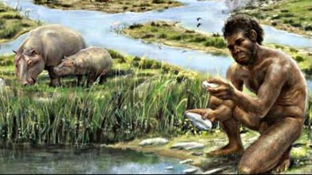 Paleopaisaje del Pleistoceno