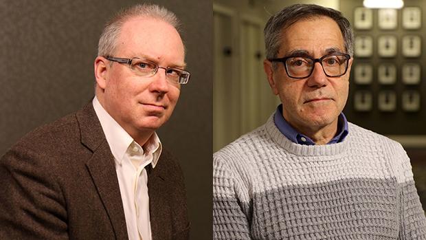 Charles Kane y Eugene Mele