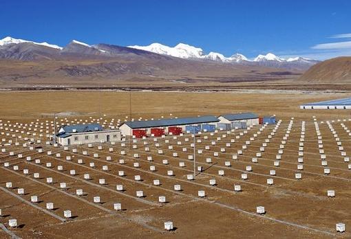 Detectores del Tibet ASgamma