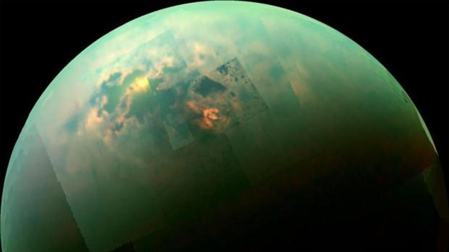 O primeiro mapa global de Titã revela um mundo muito semelhante à Terra