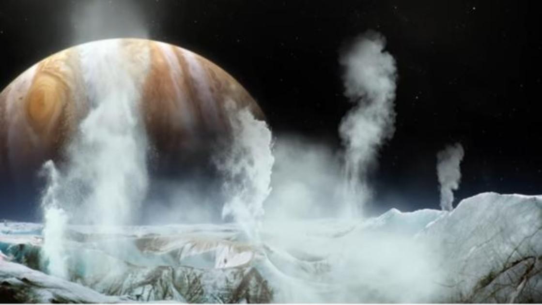 La Nasa Confirma La Presencia De Agua En La Superficie De La Luna Europa