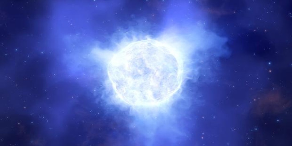 The mystery of the star that has disappeared before telescopes