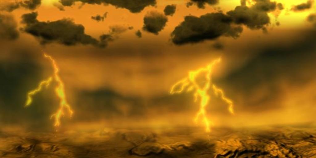 Así puede ser la vida en Venus, si es que existe