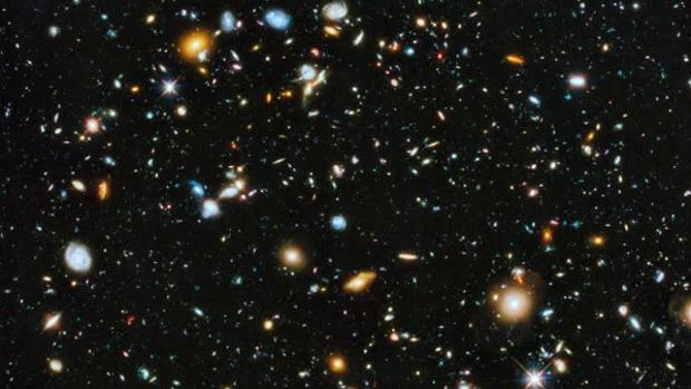 Miden la cantidad total de materia del Universo