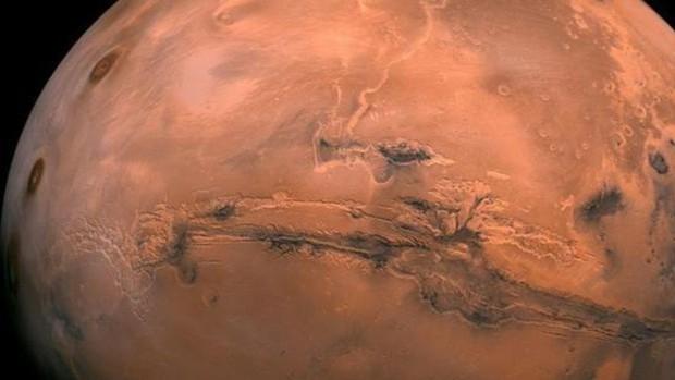 China aterriza en Marte con su sonda Tianwen-1