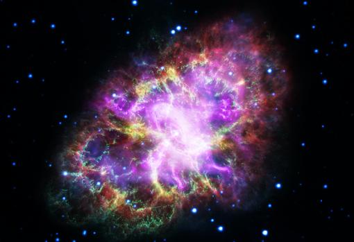 Nebulosa del Cangrejo