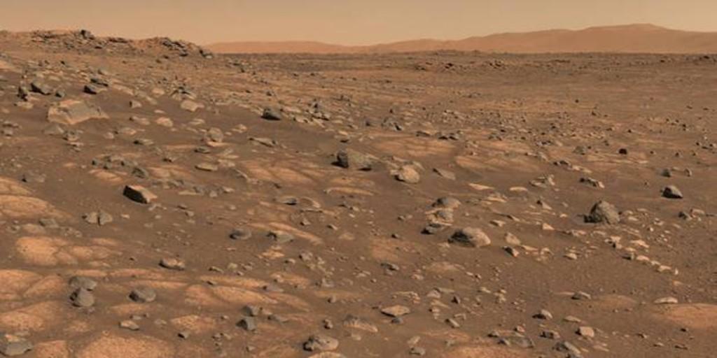 El Perseverance se prepara para recoger la primera roca de Marte que se traerá a la Tierra