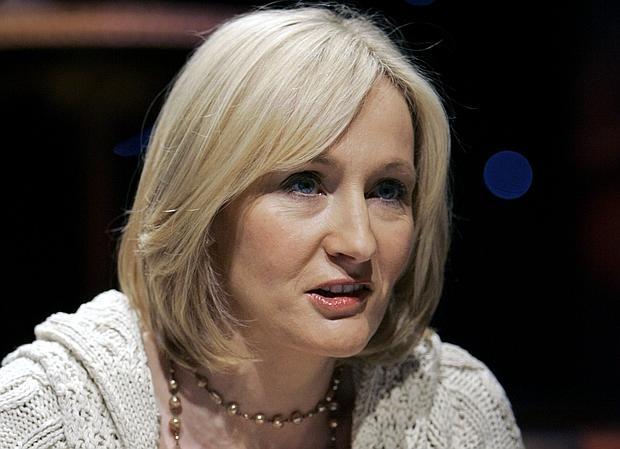 J. K. Rowling está escribiendo su primer libro infantil desde Harry Potter