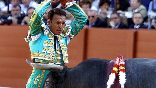 Antonio Ferrera, en la pasada Feria de Abril