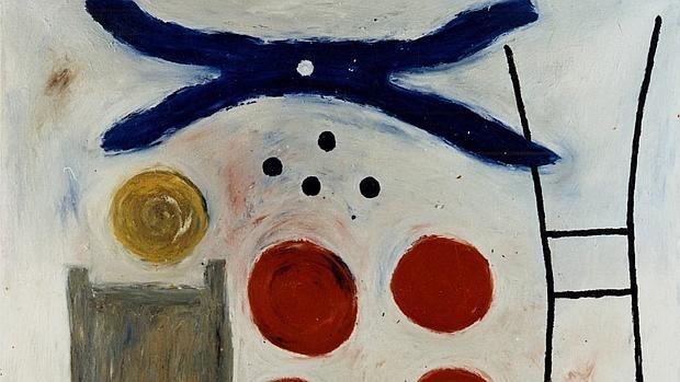 Fragmento de «Duga 3» (1984), de Ferrna García Sevilla
