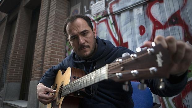 El cantautor español, Ismael Serrano