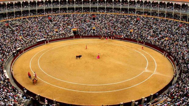 Lleno en Las Ventas