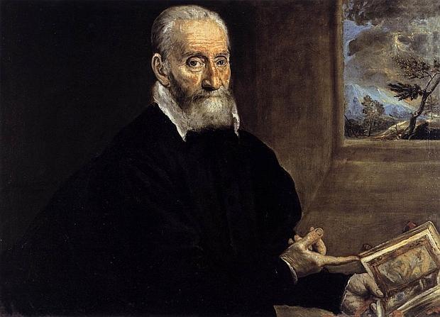 El «Retrato de Giulio Clovio», de El Greco, es una de las obras que alberga la pinacoteca napolitana