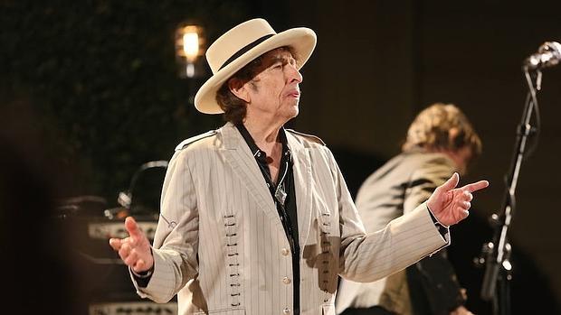 Bob Dylan el pasado mes de julio en España